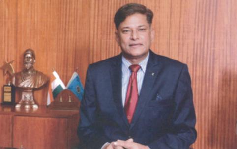 RAdm Shekhar Mital, NM, In.(Retd), Chairman and Managing Director, Goa Shipyard Ltd.