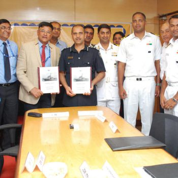 GSL HANDED OVER FIRST FAST PATROL VESSEL FOR MAURITIUS GOVERNMENT IN RECORD TIME SEP 26, 2016