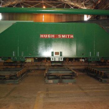 Steel Preparation Shop