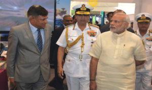 CMd Sir with PM Shri Narendra Modi