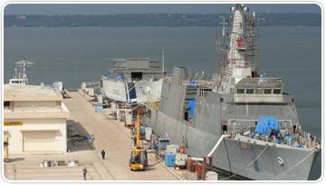 Ship Transfer Area