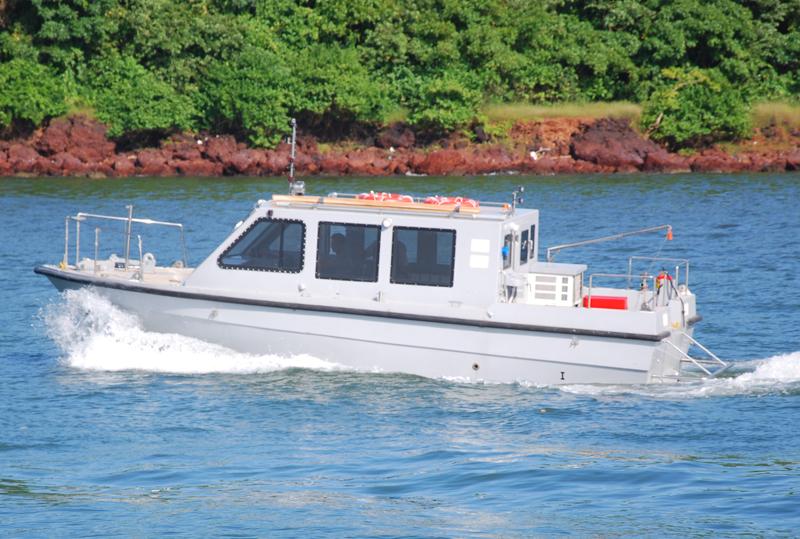 Survey Motor Boats