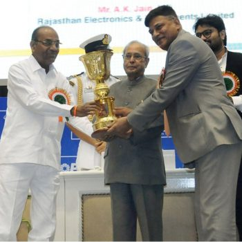 "HON'BLE PRESIDENT CONFERRED GSL WITH ""SCOPE EXCELLENCE AWARD FOR TURN   AROUND FOR FY 2014-15 RECEIVED ON 11 APRIL 2017"""