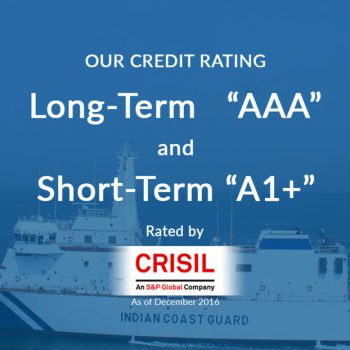 Our Credit Rating