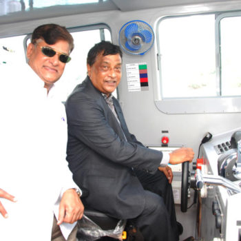 CMd sir with Sir Lanka Defence Secretary