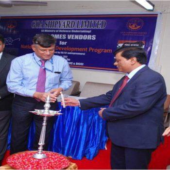 GSL organized National Vendor Development Program for MSEs owned by SCST Entrepreneurs. 16th June 2017