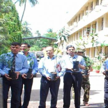Goa Shipyard observes World Environment Day