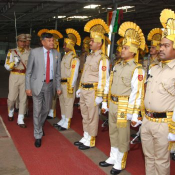 INDEPENDENCE DAY CELEBRATION AT GOA SHIPYARD LIMITED, AUG 15, 2016