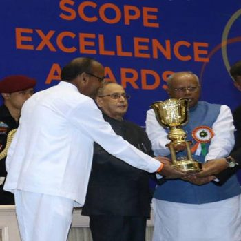 SCOPE EXCELLENCE AWARD, APR 11, 2016
