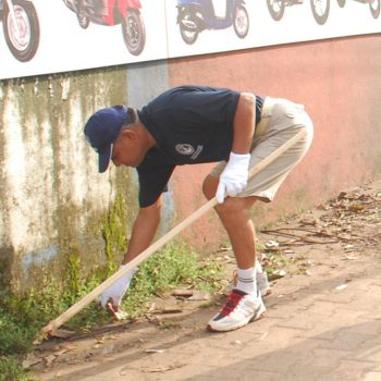 SWACHH BHARAT ABHIYAN ON GANDHI JAYANTI BY GSL, OCT 2, 2016