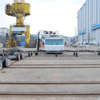 Shiplift & Transfer System 1