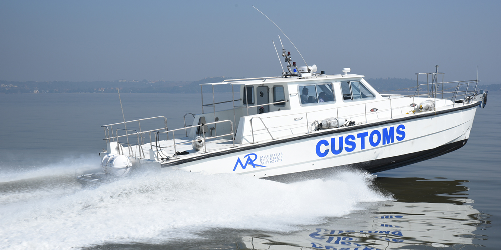 14 M Medium Speed Patrol Boat