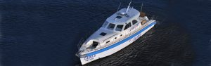 15 M. High Speed Patrol Boat