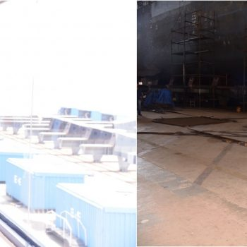 Algerian Ambassador visits Goa Shipyard Limited