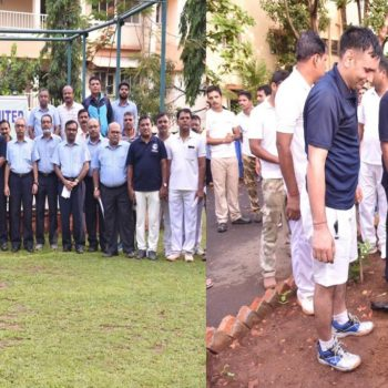 GOA SHIPYARD LTD CELEBRATES WORLD ENVIRONMENT DAY