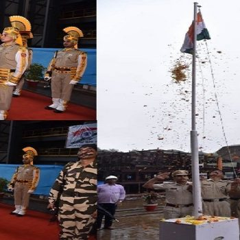 INDEPENDENCE DAY CELEBRATIONS AT GOA SHIPYARD LIMITED
