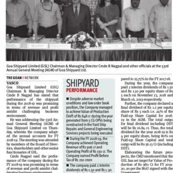 The Goan News cutting 15th Sept 19 Page 6
