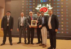 Goa Shipyard Awarded 'HR Distinction Award'