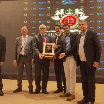 Goa Shipyard Awarded 'HR Distinction Award' Photo 1
