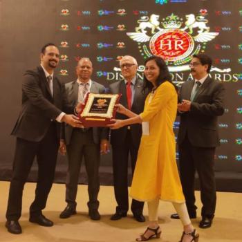 Goa Shipyard Awarded 'HR Distinction Award' Photo 2