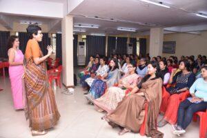 International Women's Day celebration at Goa Shipyard Ltd.