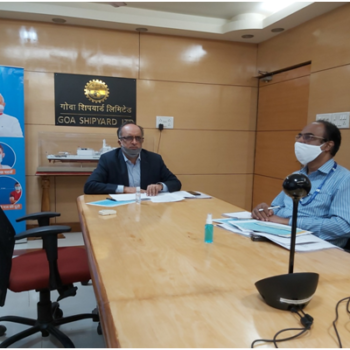 CVC Review Meeting with DDP & DPSUs held on 04.11.2020 via Video Conferencing 1