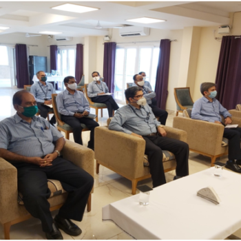 Interactive Session By CVO GSL With Senior Executives Of GSL 2