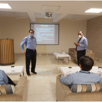 Interactive session by CVO, GSL with Senior Executives of GSL 1