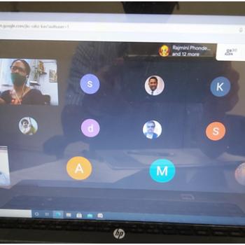 Vendors Grievance Redressal meet via Virtual mode 2