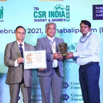 Greentech Award for GSL Photo 1