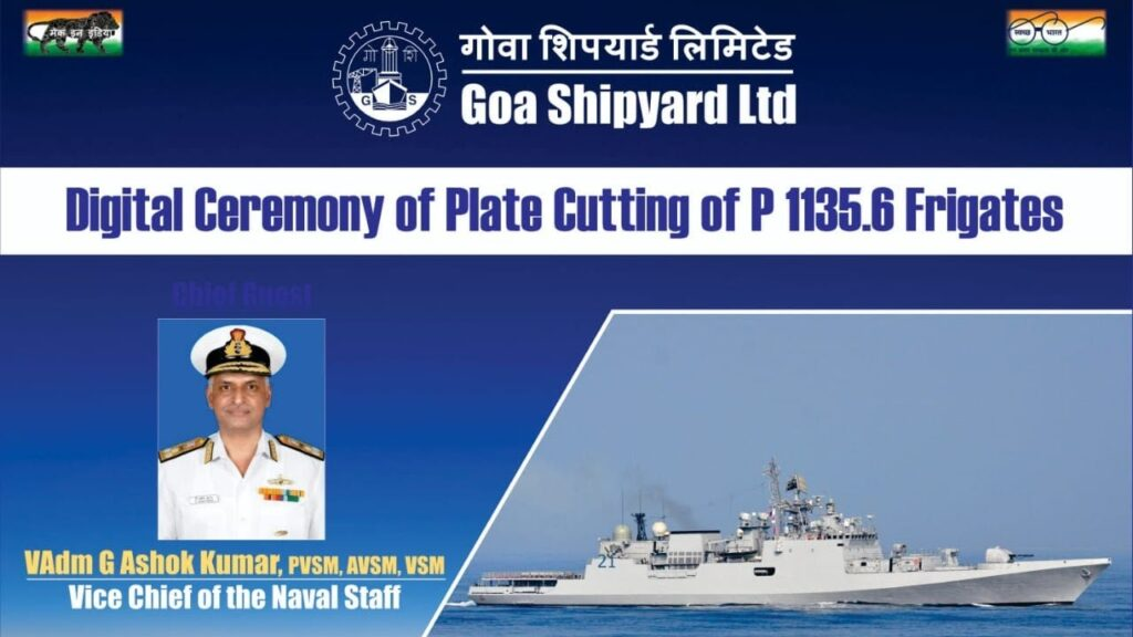 Digital-Plate-Cutting-Ceremony-of-P1135.6-on-21st-September-2020-Video