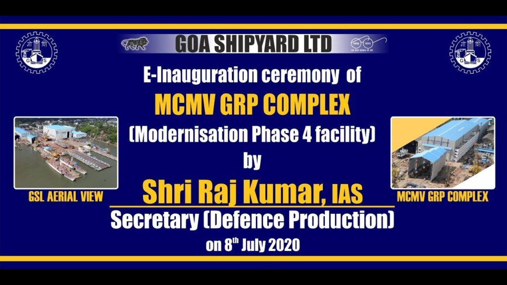 E-Inaugration-ceremony-of-MCMV-GRP-Complex-Video
