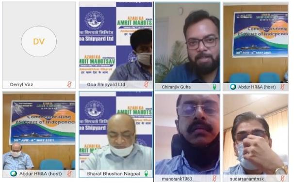 Azadi ka Amrit Mahotsav in GSL