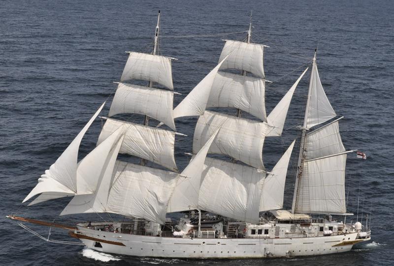 Sail-Training-Ship