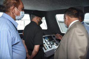 Gen-Manoj-Mukund-Naravane-Visits-Goa-Shipyard-Ltd-Image-2