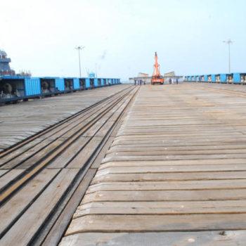 ship lift facility 20