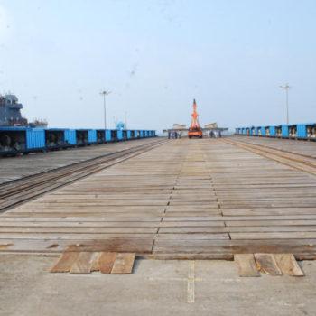 ship lift facility 21
