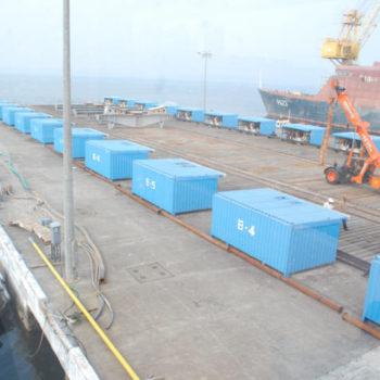 ship lift facility 22