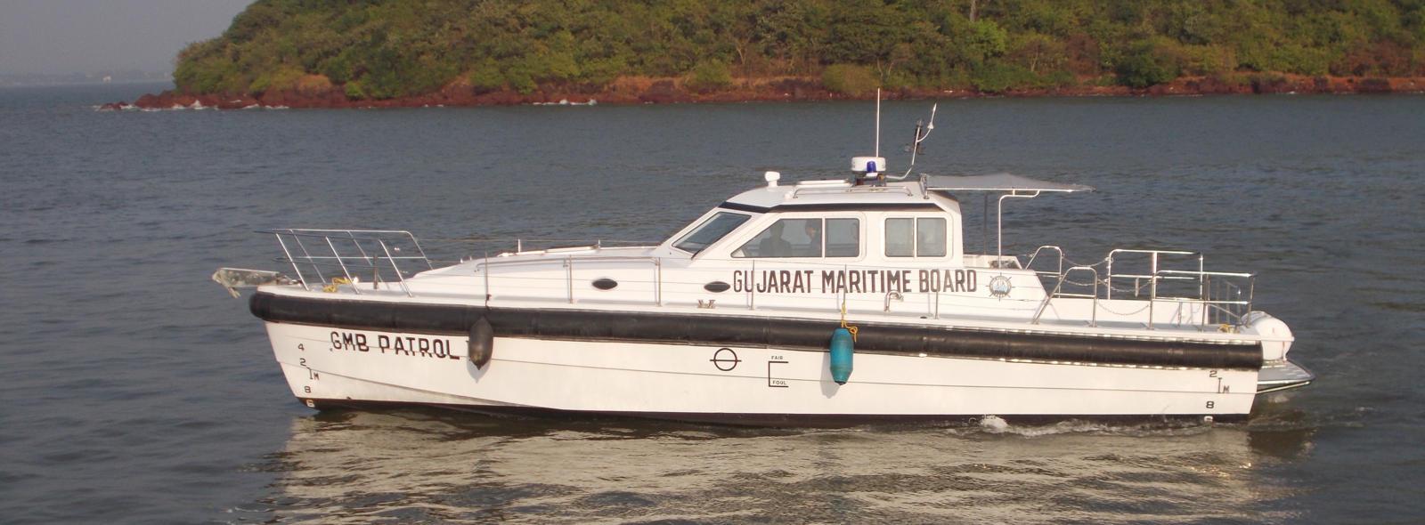 14 Meter Medium Speed Patrol Boat