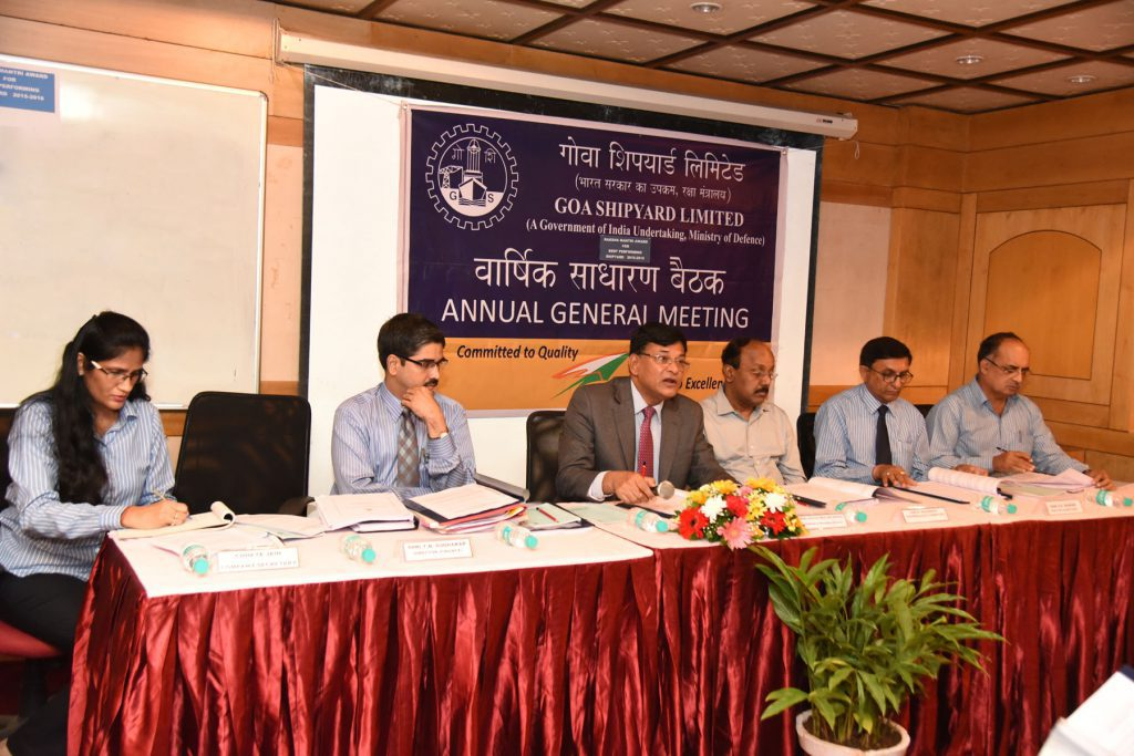 Chairman's Address at the 51st AGM on 26th September 2017