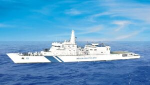 GSL MAKES ANOTHER 'AHEAD OF SCHEDULE' DELIVERY OF NEW CLASS OPV