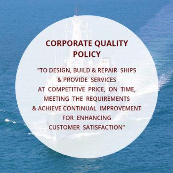 कॉर्पोरेट गुणवत्ता नीति