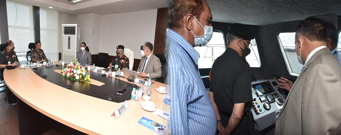 गोवा शिपयार्ड लिमिटेड द्वारा भारतीय तटरक्षक बल के लिए 02 प्रदूषण नियंत्रण जहाजों के लिए रक्षा मंत्रालय के साथ अनुबंध पर हस्ताक्षर किए गए