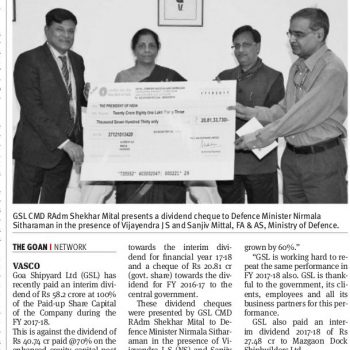 The goan news cuttings page no 4 8th march 2018