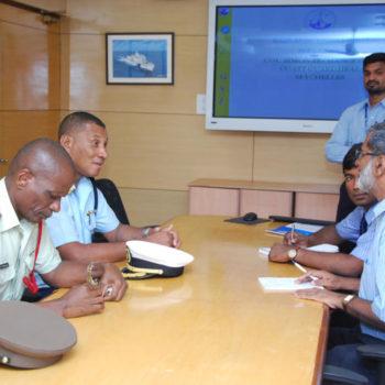 Coast Guard Head 31 Mar - Seychelles