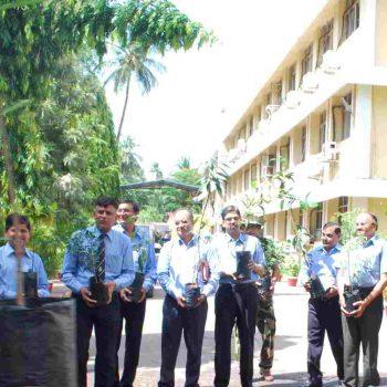 Goa Shipyard observes World Environment Day