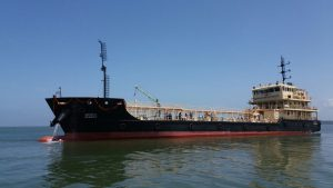 1000 Ton Fuel Barge for Indian Navy